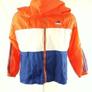 Vtg Adidas Windbreaker SZ L GUC